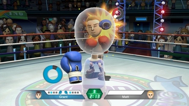 Wii Sports Club is Great for Toning Upper Body